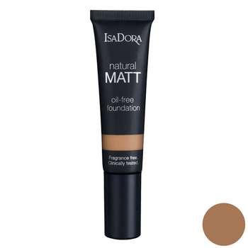 کرم پودر ایزادورا مدل Natural Matt oil free شماره 20