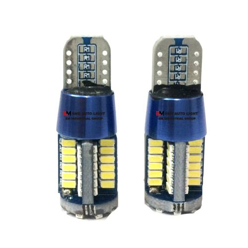 لامپ 57 اس ام دی یخی خودرو ای ام بسته 2 عددی
