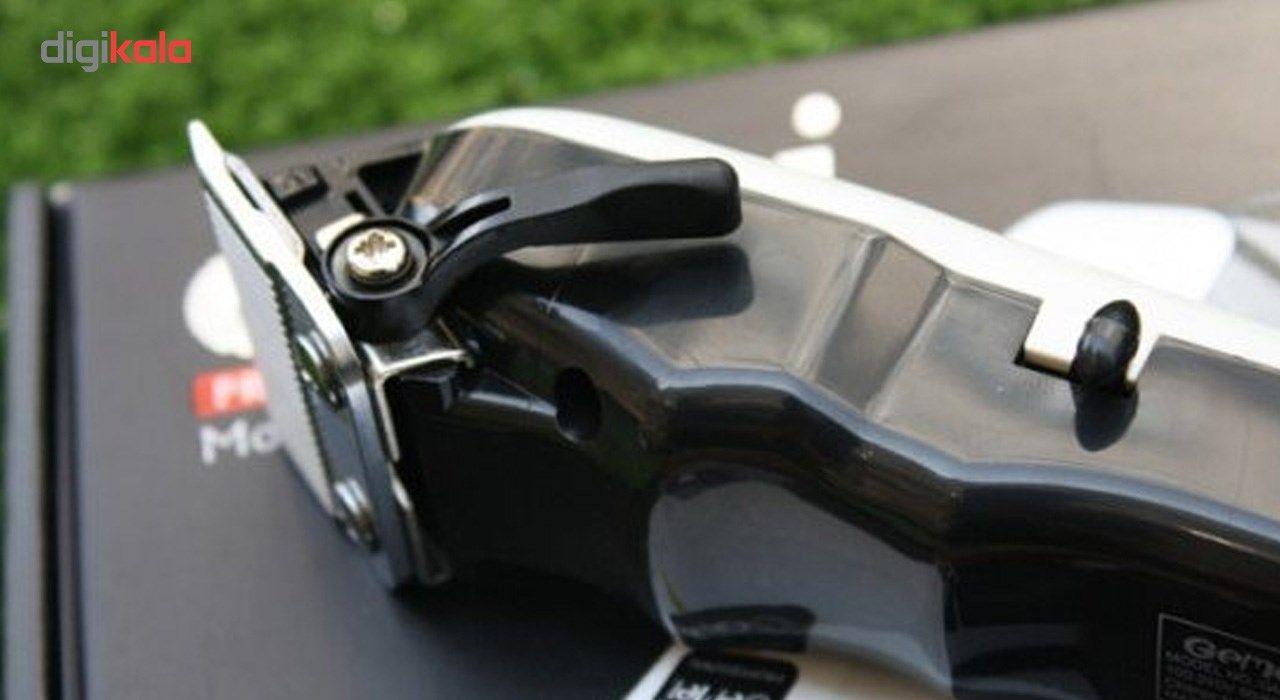 ماشین اصلاح سر و صورت جیمی مدل GM-6008 main 1 2