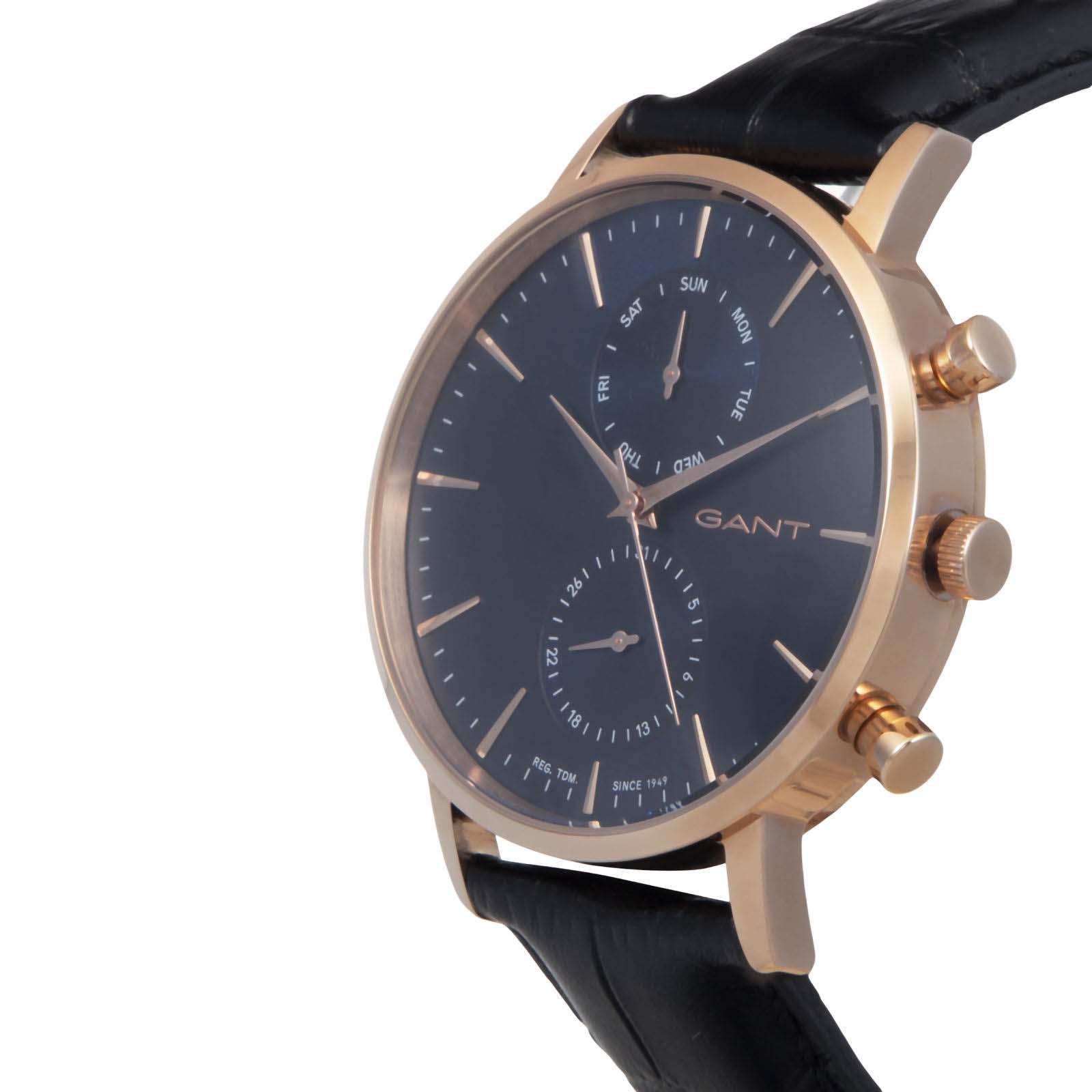 ساعت مچی عقربهای مردانه گنت مدل W11211