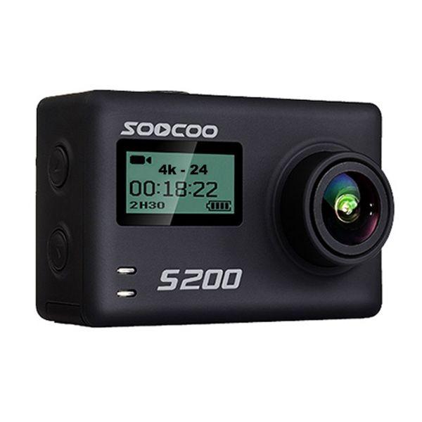 دوربین فیلم برداری ورزشی سوکو مدل s200
