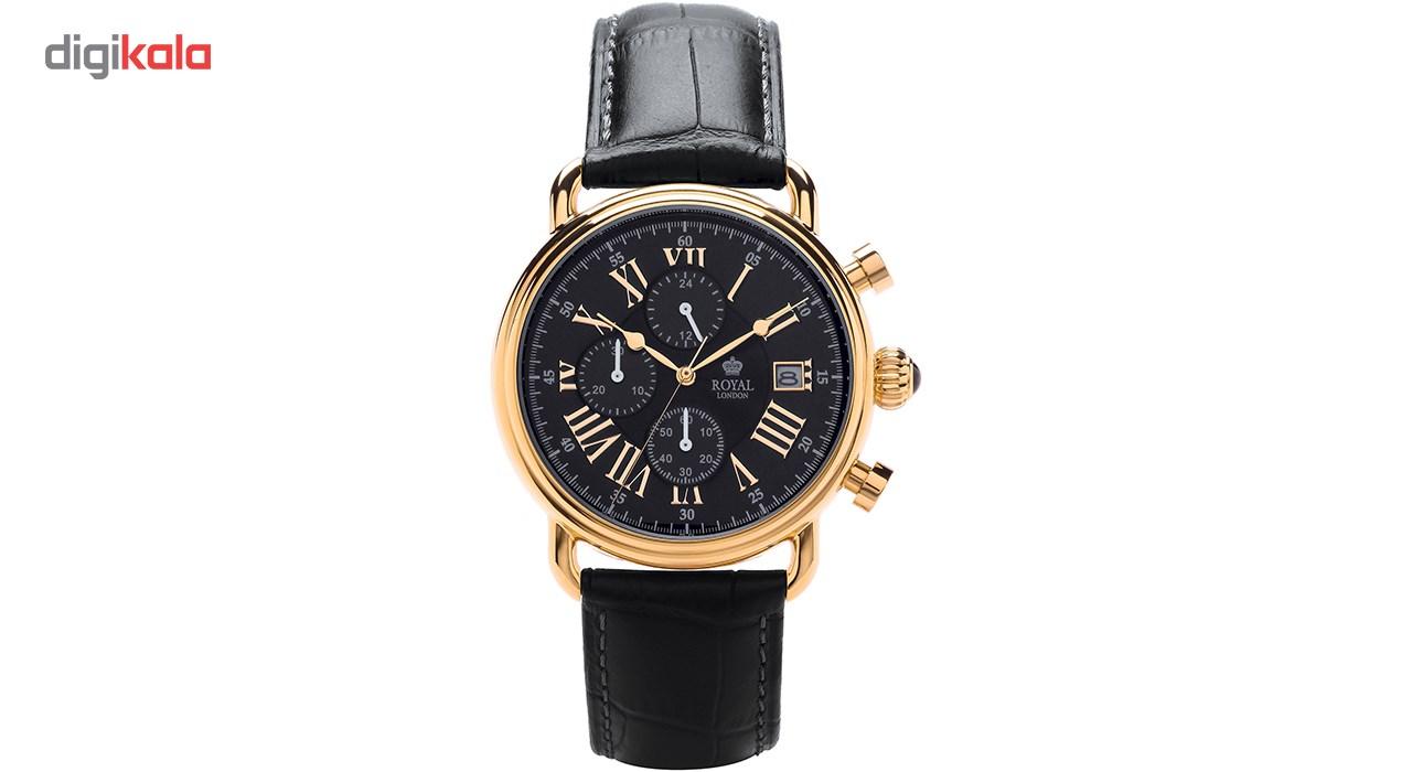 خرید ساعت مچی عقربه ای مردانه رویال مدل RL-41249-03
