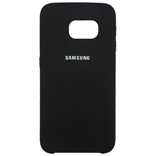 کاور طرح سیلیکون مناسب برای گوشی موبایل سامسونگ Galaxy S6 Edge