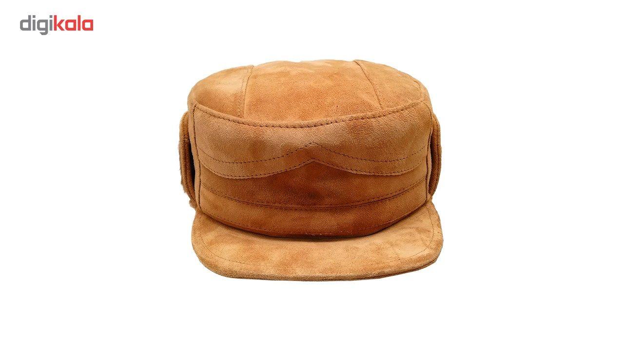 کلاه پوست طبیعی کمالی مدل AK-00001 main 1 1