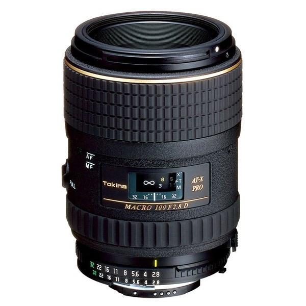لنر توکینا 100mm F/2.8 AT-X 100 AF PRO D For Nikon