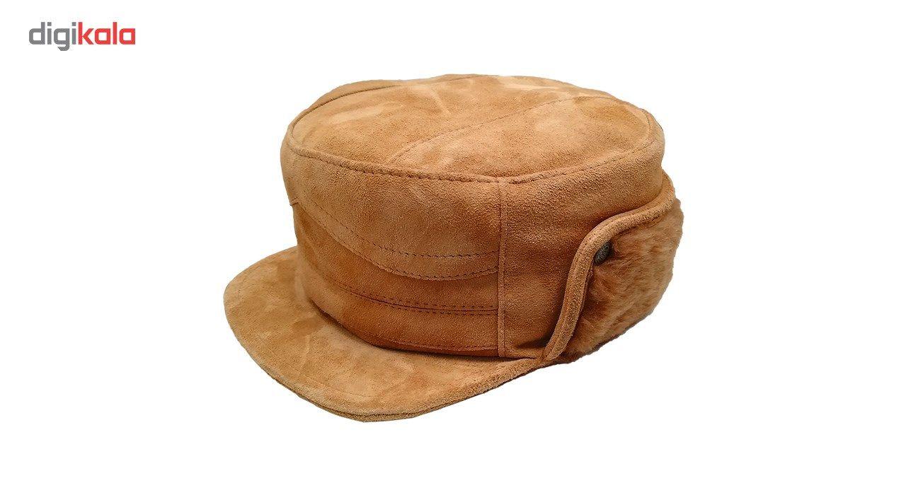 کلاه پوست طبیعی کمالی مدل AK-00001 main 1 2