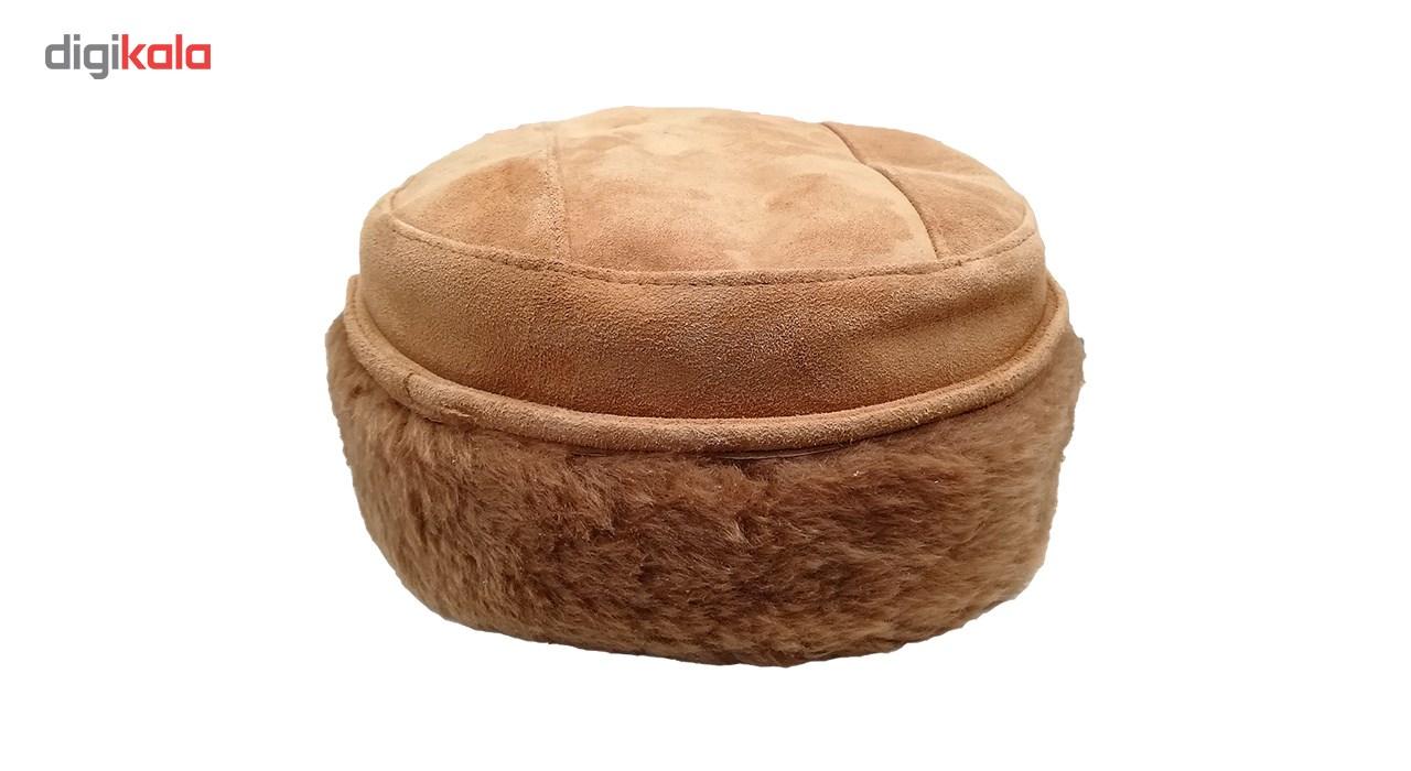 کلاه پوست طبیعی کمالی مدل AK-00001 main 1 3