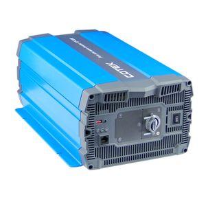 مبدل برق سینوسی کوتک مدل 24V-TO-220V-4000W