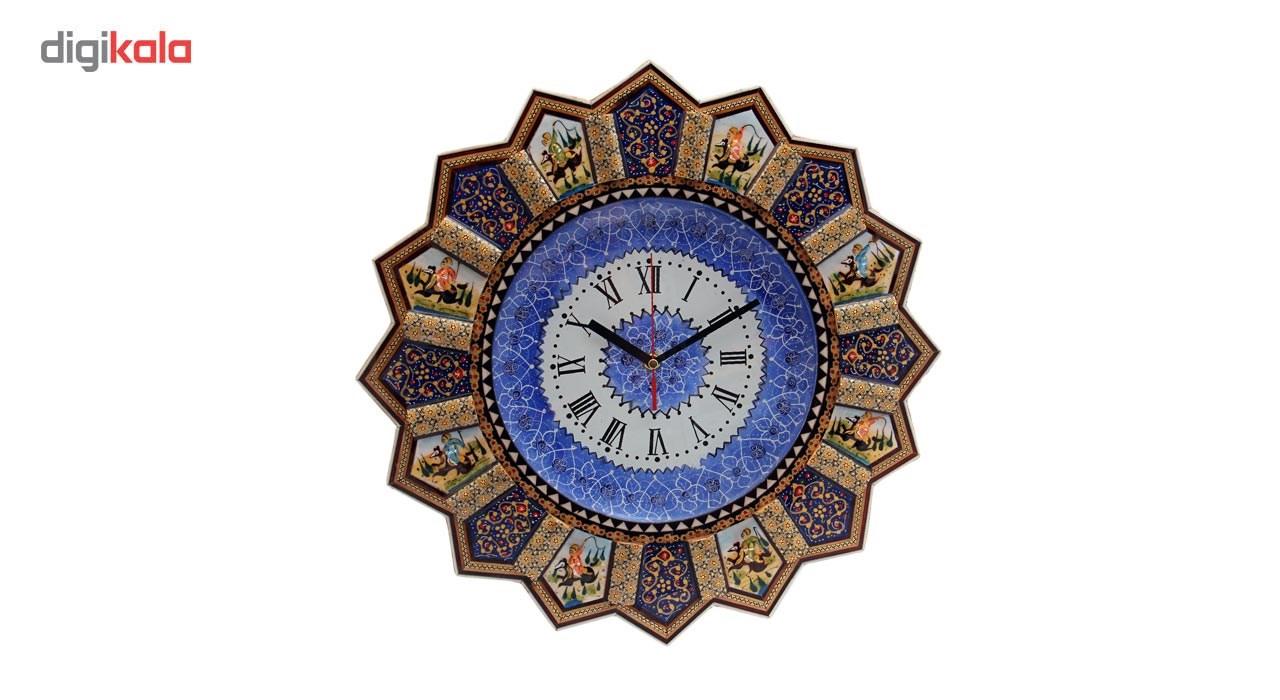خرید                      ساعت خاتم کاری شده مارکت لند  کد MKH247