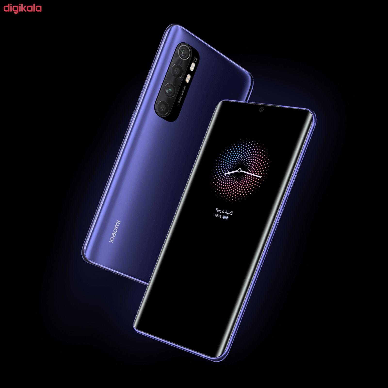 گوشی موبایل شیائومی مدل Mi Note 10 Lite M2002F4LG دو سیم کارت ظرفیت 128 گیگابایت main 1 10