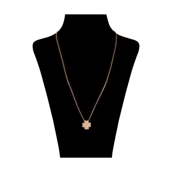 گردنبند طلا 18 عیار زنانه مدیسا مدل N3011
