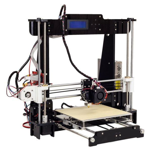 کیت پرینتر سه بعدی پروسا مدل Anet a8