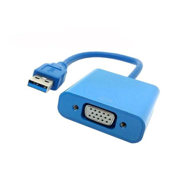 مبدل USB3.0 به VGA   مدل U3V