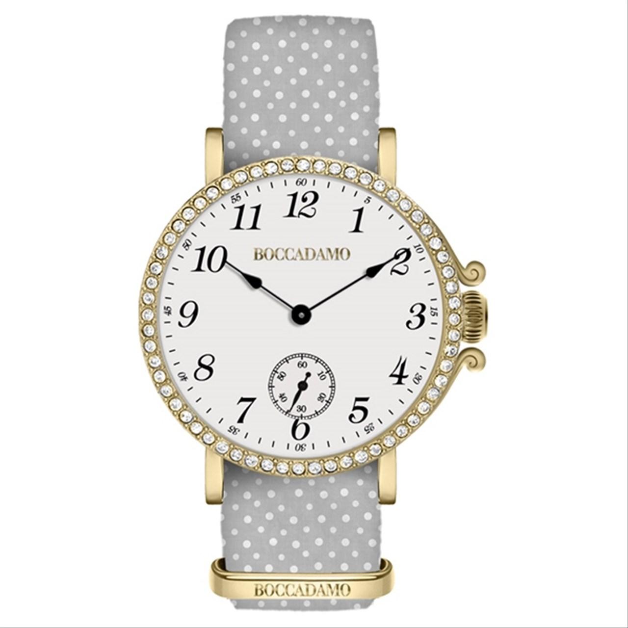 ساعت مچی عقربه ای زنانه بوکادامو مدل RGPR017