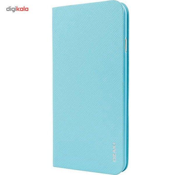 کیف کلاسوری اوزاکی مدل Ocoat 0.4 Plus Folio مناسب برای گوشی آیفون 6 پلاس و 6s پلاس main 1 1