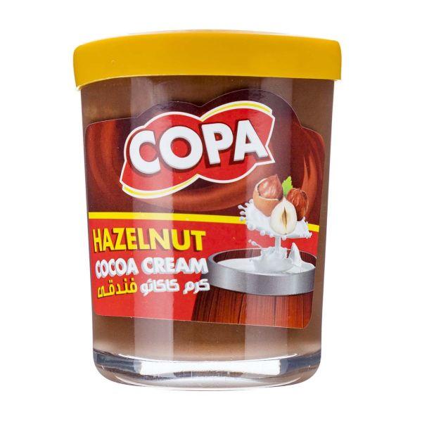کرم کاکائو فندقی کوپا مقدار 220 گرم