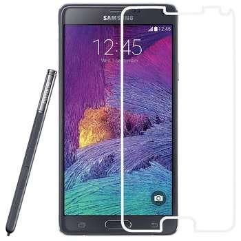 محافظ صفحه نمایش شیشه ای ریمکس مدلTempered مناسب برای گوشی موبایل سامسونگ Galaxy Note 4