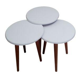 میز عسلی ورساچوب مدل 133 بسته 3 عددی