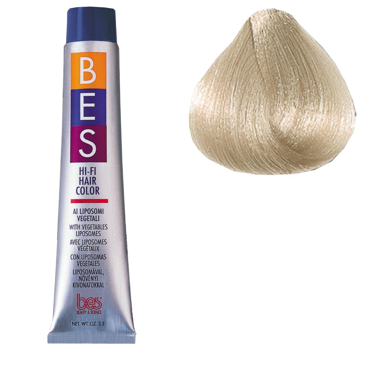 رنگ موی بس سری Pearls مدل Iridescent Beige Blonde شماره 10.28
