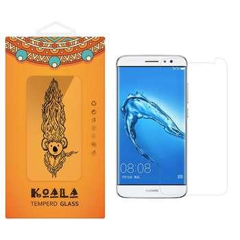 محافظ صفحه نمایش شیشه ای کوالا مدل Tempered مناسب برای گوشی موبایل هوآوی Nova Plus