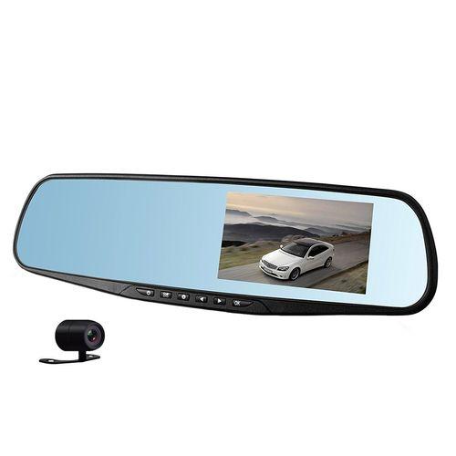 آینه مانیتور و دوربین دنده عقب مدل vehicle