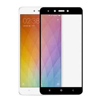 محافظ صفحه نمایش تمام چسب مدل  Full Glass مناسب برای گوشی Xiaomi Redmi Note 4X