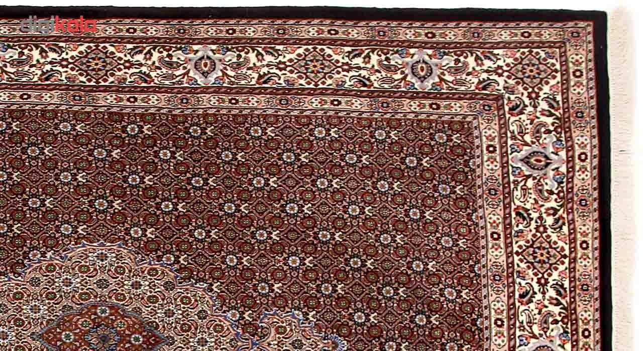 خرید اینترنتی فرش دستبافت چهار متری گالری نور کد H1506 اورجینال