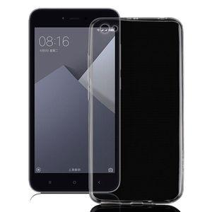 کاور ژله ای مدل Crystal مناسب برای گوشی شیائومی Xiaomi Redmi 5A