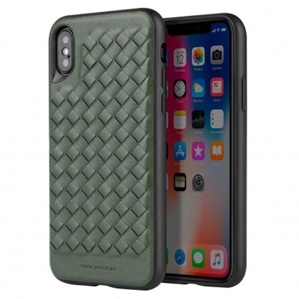 کاور ویوا مادرید مدل TEJIDO مناسب برای گوشی موبایل آیفون X