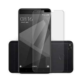 محافظ صفحه نمایش شیشه ای مدل Tempered مناسب برای گوشی موبایل شیائومی REDMI 4X