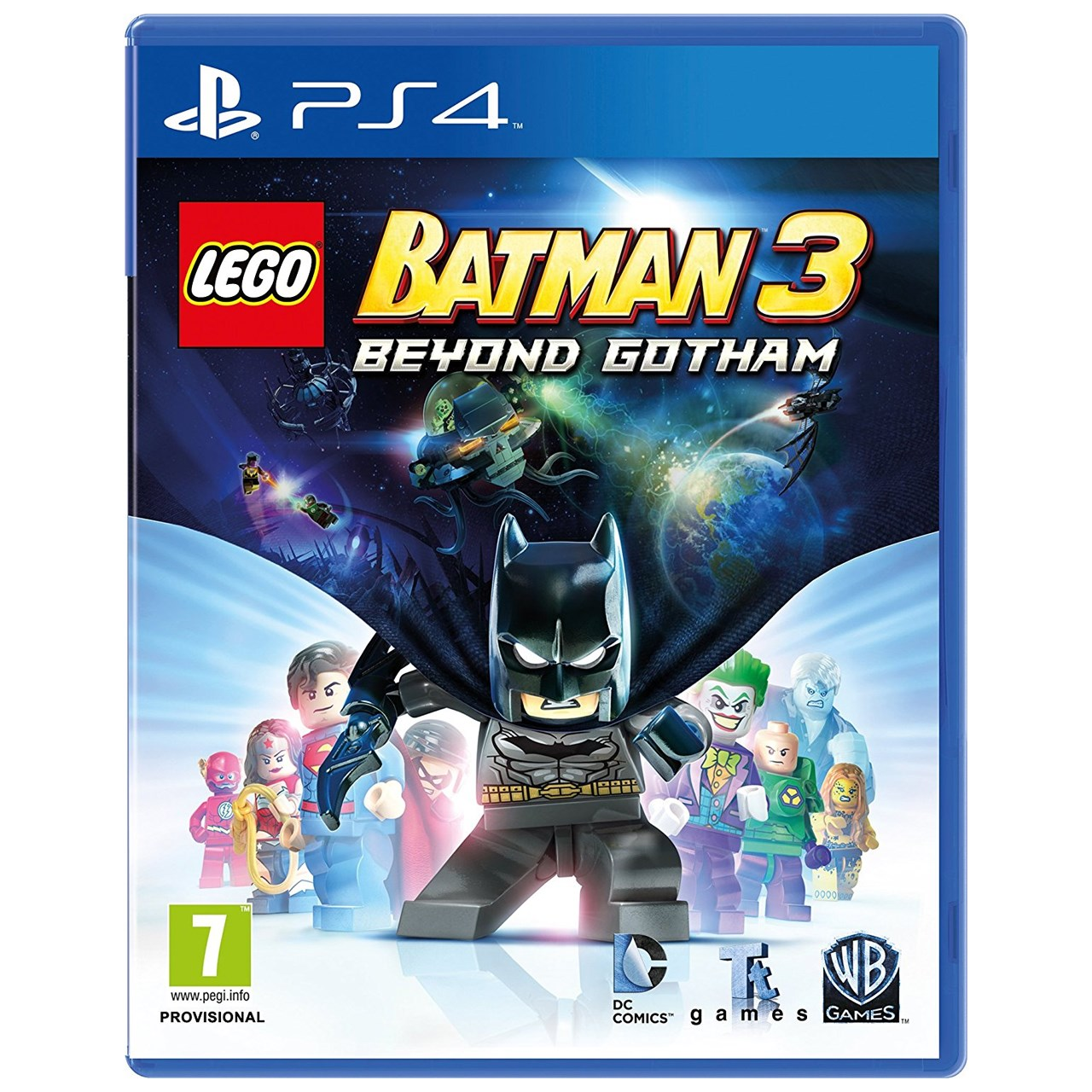 بازی Lego Batman 3 Beyond Gotham مخصوص PS4