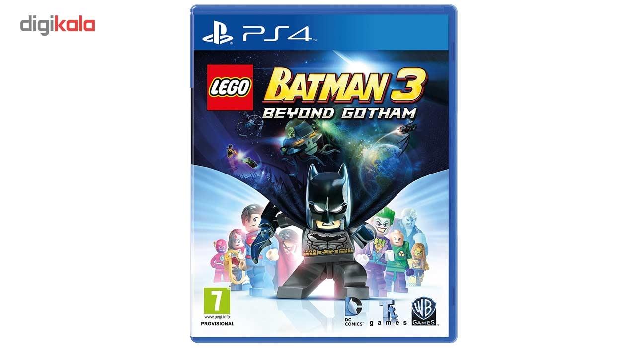 بازی Lego Batman 3 Beyond Gotham مخصوص PS4