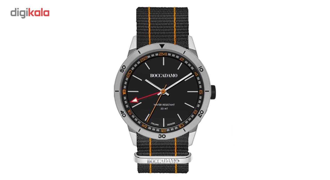 ساعت مچی عقربه ای مردانه بوکادامو مدل RGNV025