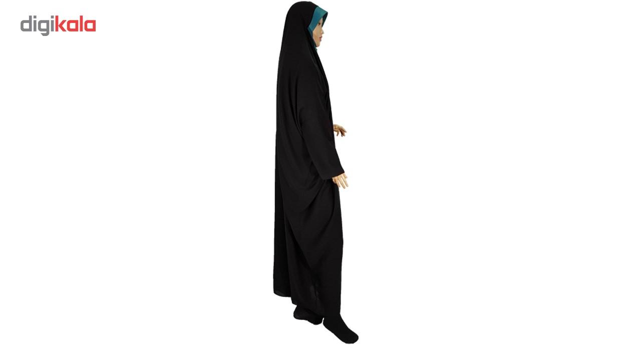 چادر عربی آستین دار  ندا حجاب حدیث کد 106