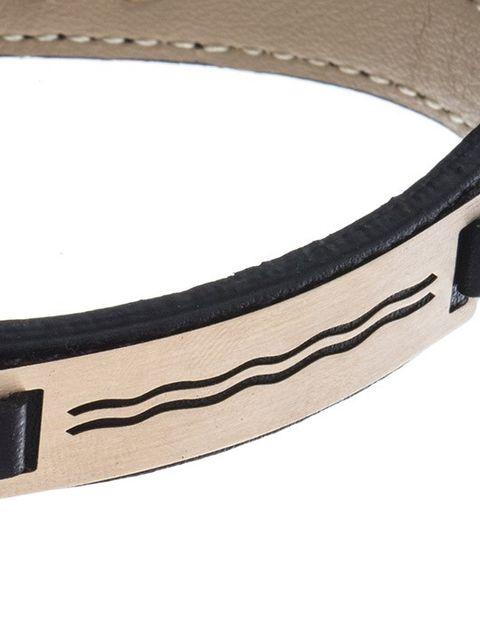 دستبند طلا 18 عیار ماهک مدل MB0657 -  - 3
