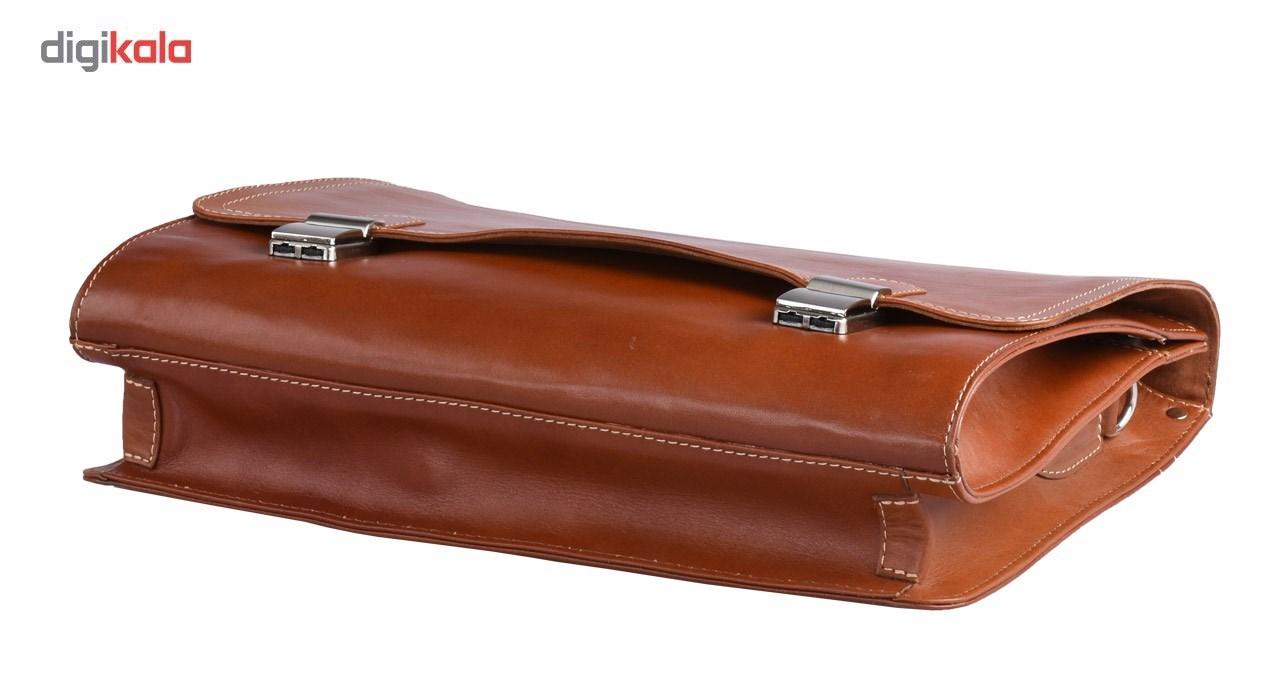 کیف اداری کهن چرم مدل L73-50 main 1 4