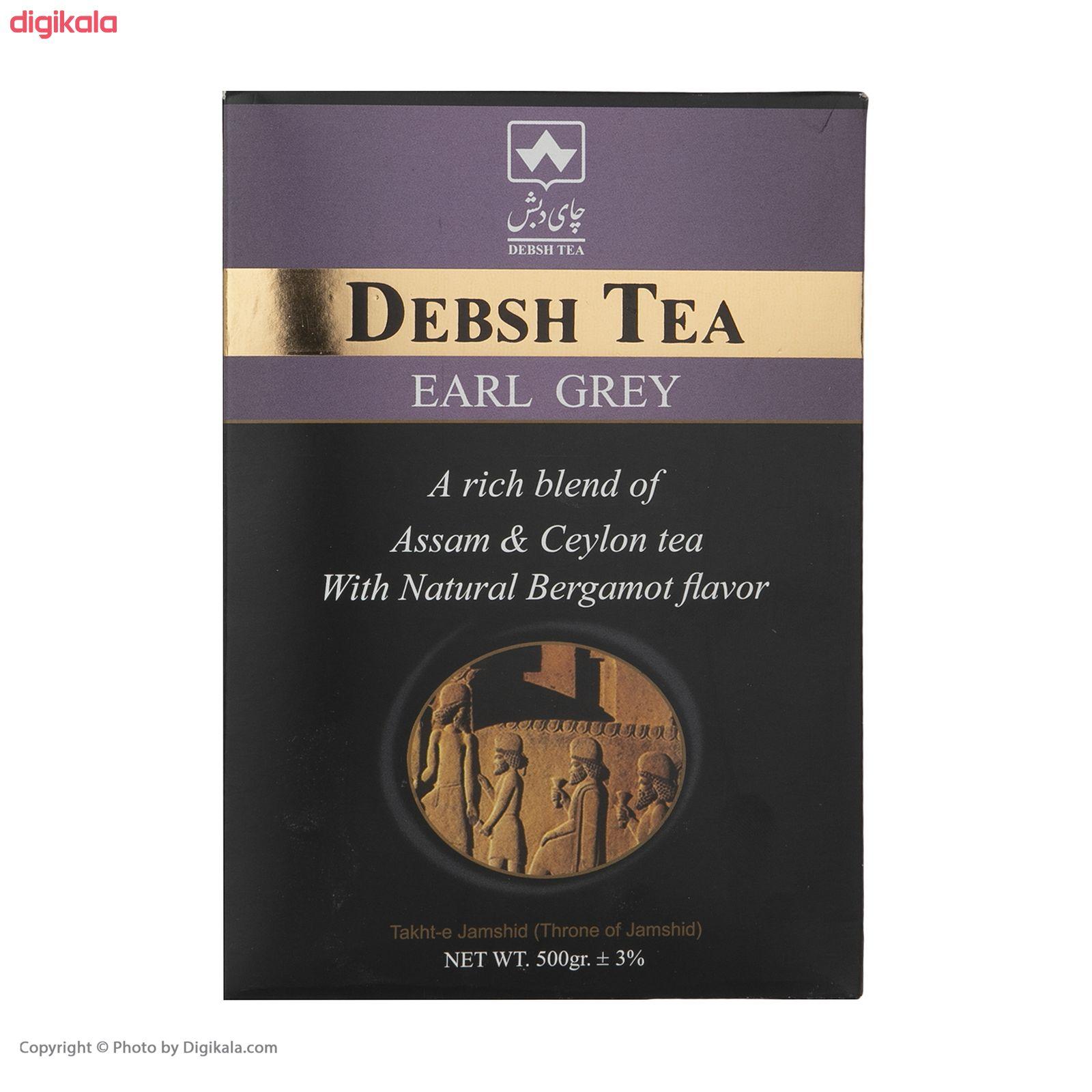 چای ارل گری چای دبش - 500 گرم main 1 2