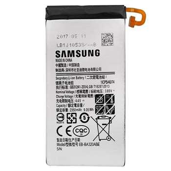 باتری موبایل سامسونگ مدل EB-BA320ABE با ظرفیت 2350mAh مناسب برای گوشی موبایل سامسونگ Galaxy A3 2017