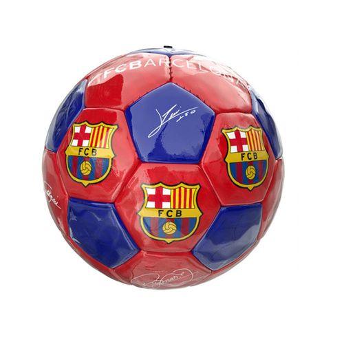 توپ فوتبال مدل بارسلونا سایز 4