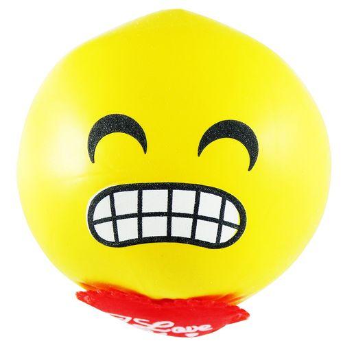 توپ بازی ضد استرس آنزان مدل Excited Face
