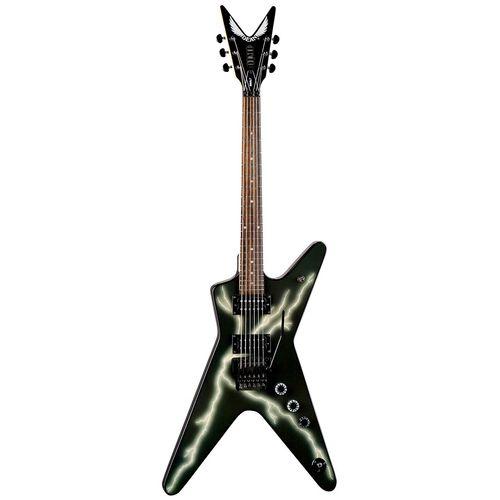 گیتار الکتریک دین مدل Dimebag Black Bolt Floyd ML