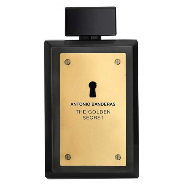 تستر ادو تویلت مردانه آنتونیو باندراس مدل The Golden Secret حجم 100 میلی لیتر