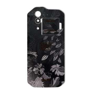 برچسب پوششی ماهوت مدل Wild-flower Texture مناسب برای گوشی  CAT S60