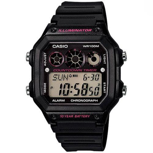 ساعت مچی دیجیتالی کاسیو AE-1300WH-1A2VDF
