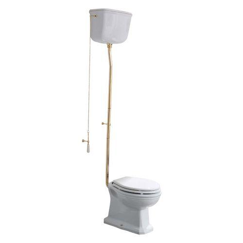 توالت فرنگی ایستاده المپیا مدل IMP110101
