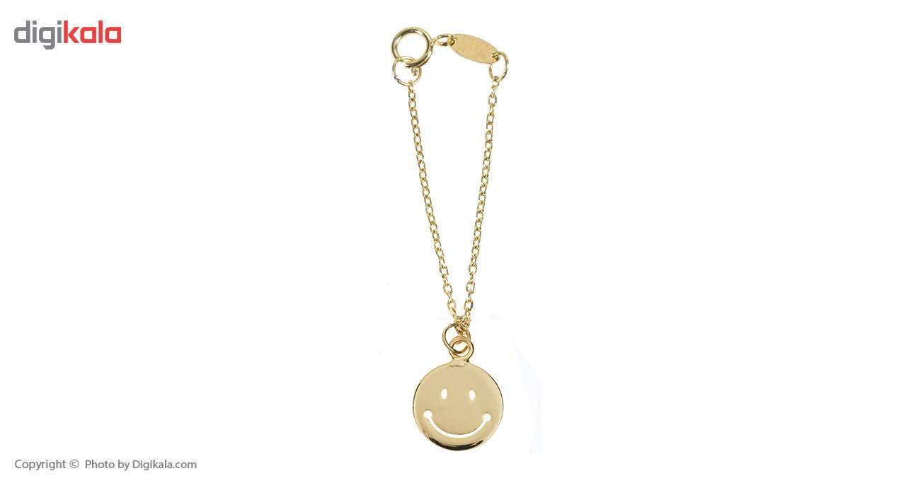 آویز ساعت طلا 18 عیار ماهک مدل MW0061 - مایا ماهک -  - 2