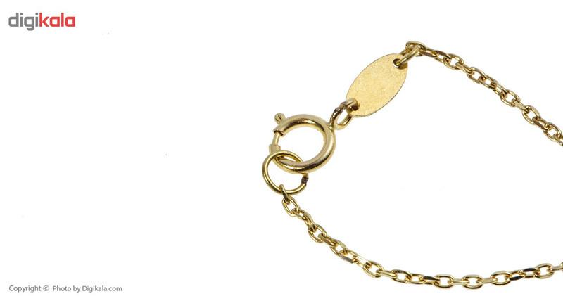آویز ساعت طلا 18 عیار ماهک مدل MW0061 - مایا ماهک