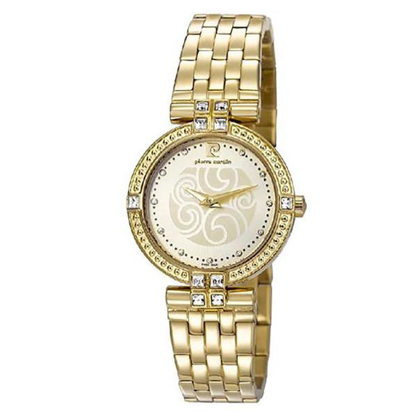 ساعت مچی عقربه ای زنانه پیر کاردین مدل PC107152S04