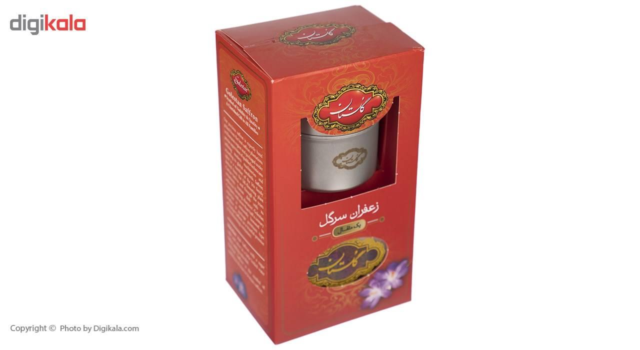 زعفران گلستان مقدار 4.6 گرم main 1 1