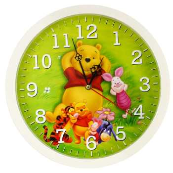 ساعت دیواری طرح Pooh کد 10010103